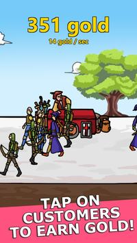 Idle Merchant screenshot 1