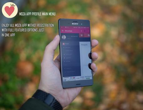 MozaApp Free Dating online screenshot 2