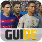 guide for pes 2016 icon