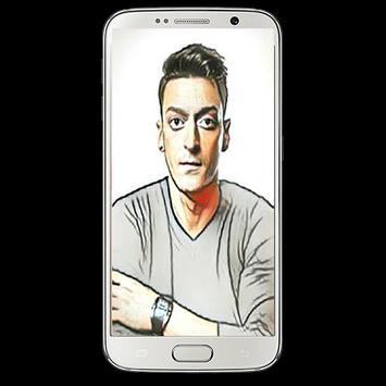 M.Ozil Walllpaper HD For Android screenshot 1