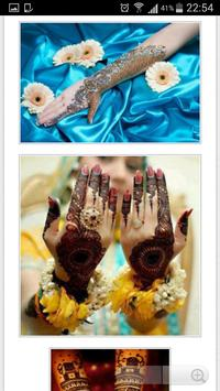 New Mehndi Designs Collection poster