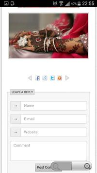 New Mehndi Designs Collection screenshot 5