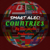 Smart Alec! Countries icon