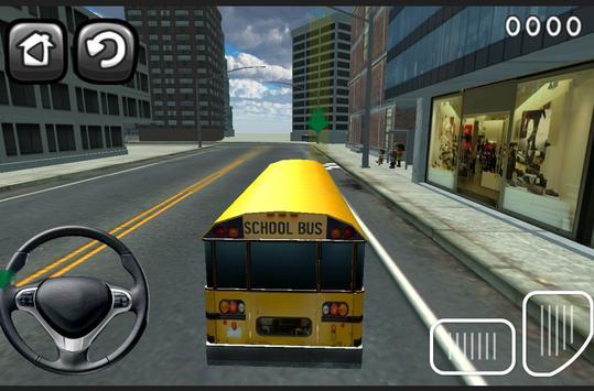 3D Schoolbus Driving Simulator screenshot 9