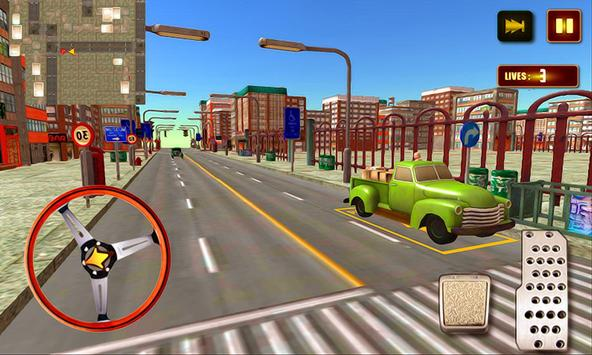 Mafia Driver: Vice Crime City apk screenshot