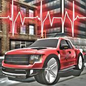 911 Ambulance Rescue Simulator icon