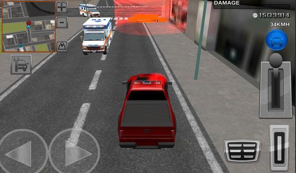 911 Ambulance Rescue Simulator screenshot 1