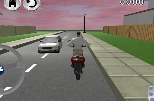 Free Bike Driving School 3D screenshot 4