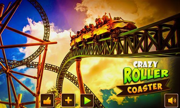 Crazy Roller Coaster Simulator poster