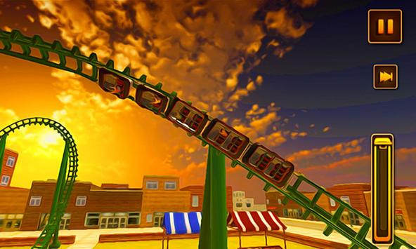 Crazy Roller Coaster Simulator screenshot 2