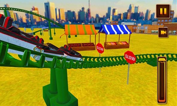 Crazy Roller Coaster Simulator screenshot 3