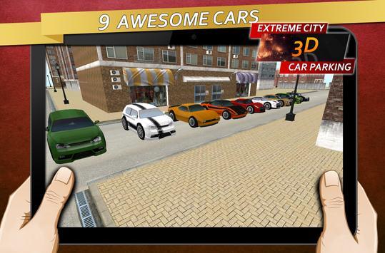 Extreme City Car Parking 3D screenshot 5