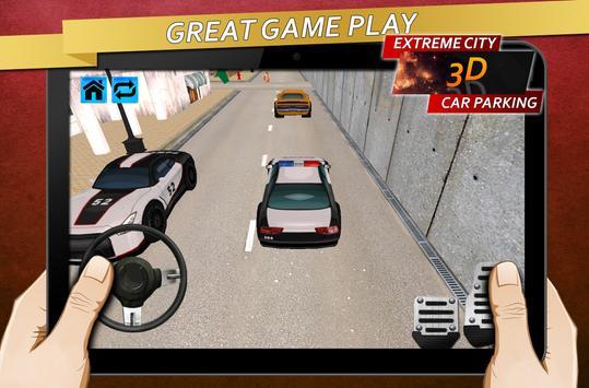 Extreme City Car Parking 3D screenshot 7