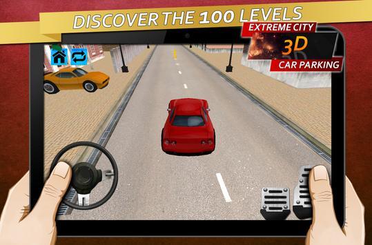 Extreme City Car Parking 3D screenshot 8