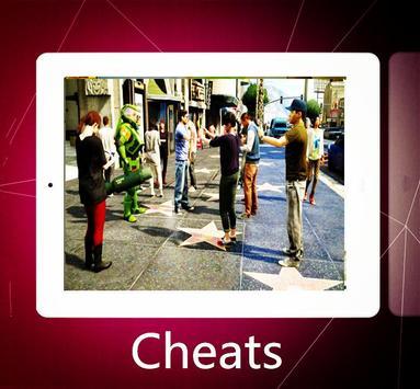 Cheats GTA2017 poster