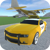 Limo & Taxi Plane Transport icon