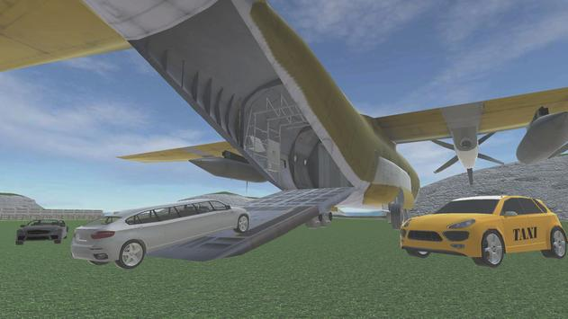 Limo & Taxi Plane Transport poster