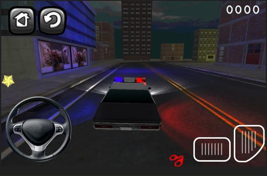 Free Police Chase Simulation screenshot 1