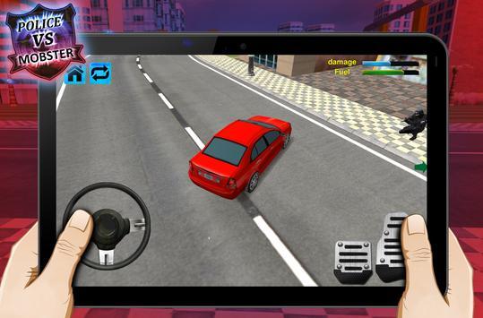 Police VS Mobster Parking 3D screenshot 8
