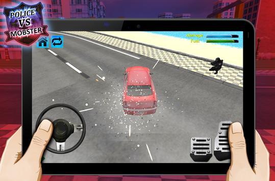 Police VS Mobster Parking 3D poster