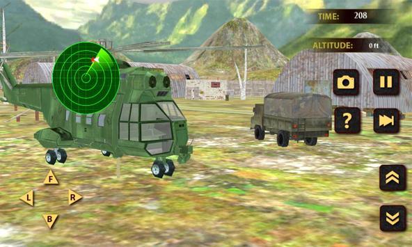 Swiss Army Helicopter Pilot apk screenshot