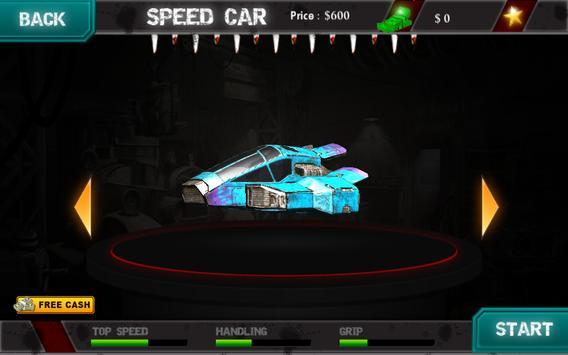 Sci Fi Stuntman Smash Legend apk screenshot