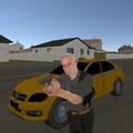 Security Guard Taxi War