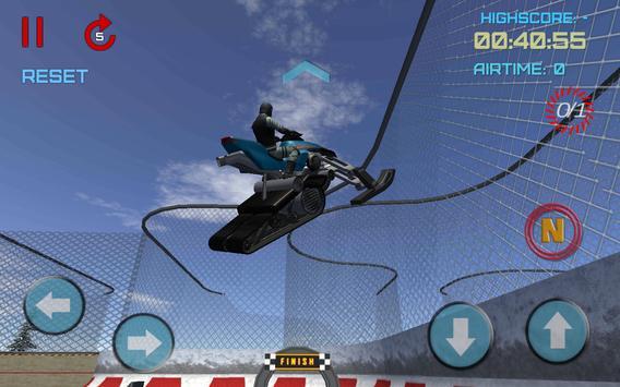 Snow Scooter ATV Madness apk screenshot