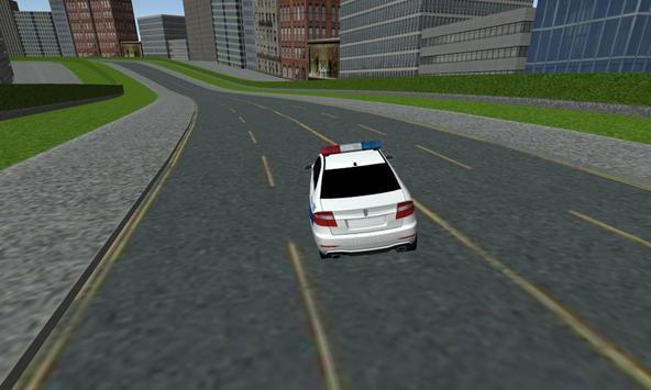 Ultra Police Car Racing screenshot 1
