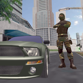 US Army Car Driving Extreme icon