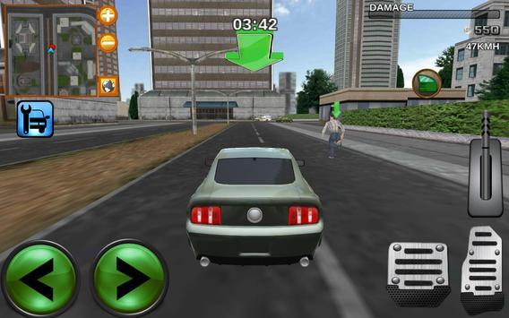 US Army Car Driving Extreme screenshot 2