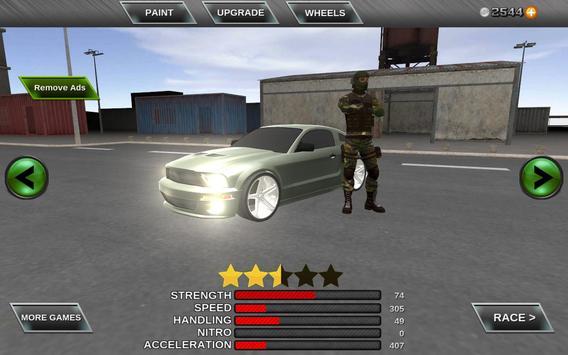 US Army Car Driving Extreme screenshot 3