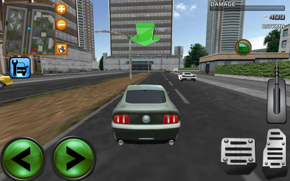 US Army Car Driving Extreme screenshot 4
