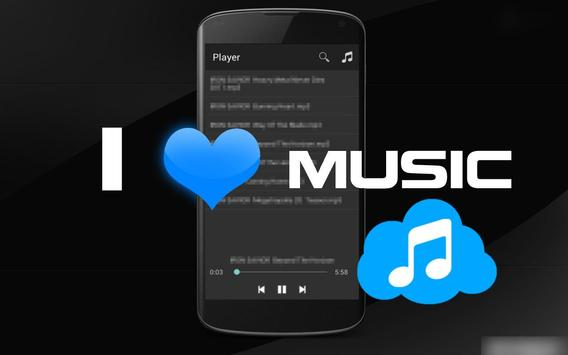 MP3 Player Plus apk screenshot