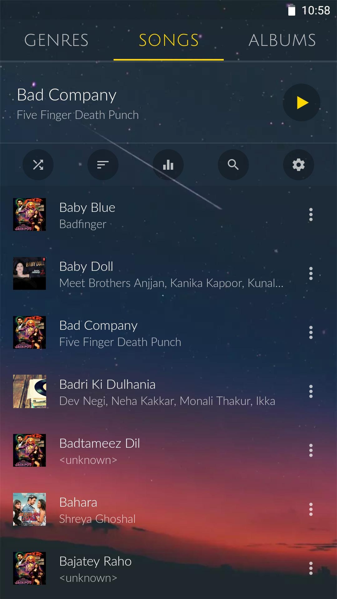 Music Player - Mp3 Player, Audio Player (No Ads) for Android - APK