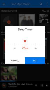 Free Mp3 Music Player 2018 Pro apk screenshot