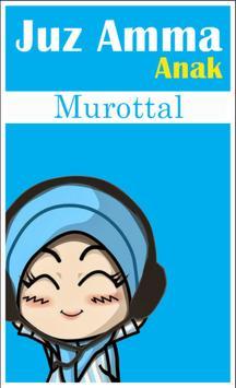 Murotal Anak: Juzz Amma 30 poster
