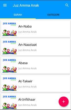 Murotal Anak: Juzz Amma 30 screenshot 1