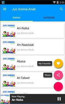 Murotal Anak: Juzz Amma 30 screenshot 2