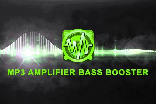 Mp3 Amplifier Bass Booster poster