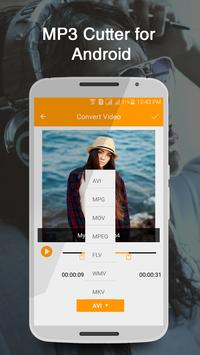 MP3 Cutter for Android apk screenshot