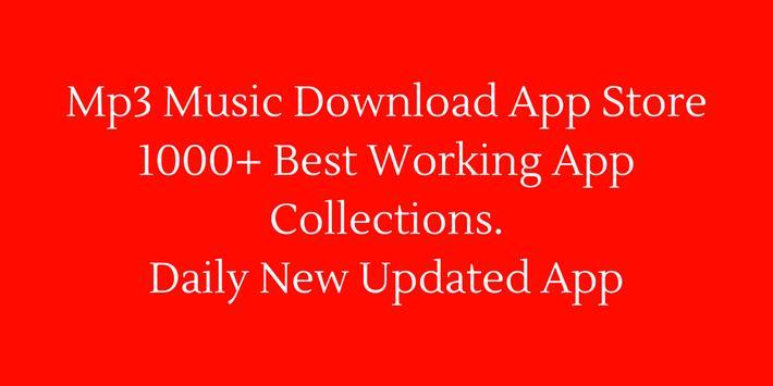 Mp3 Music Downloader App poster