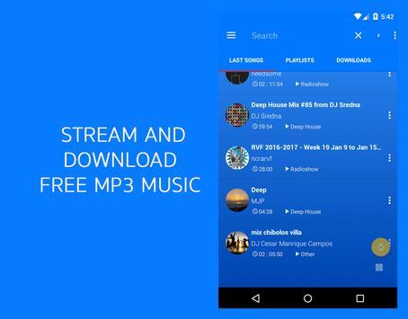 Free Music Downloader poster