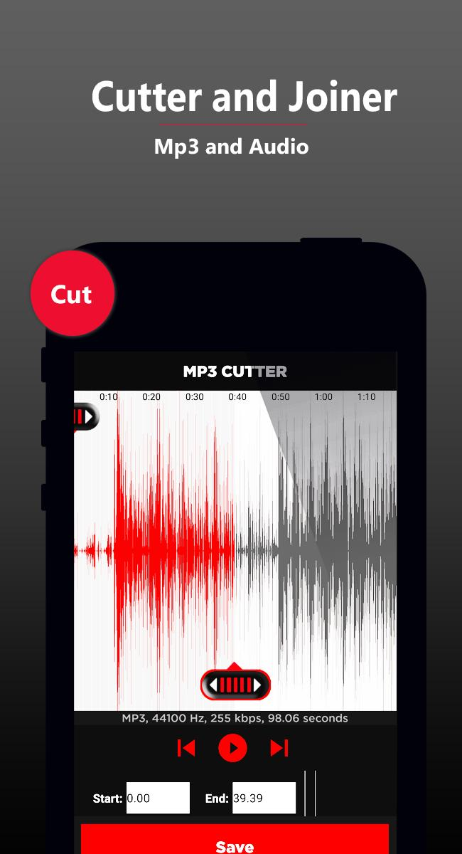 MP3 Cutter and Joiner , Merger for Android - APK Download