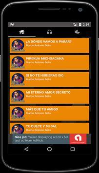 Musica Marco Antonio Solis screenshot 2