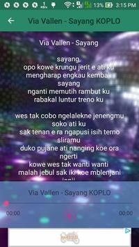 Karaoke Dangdut Top Hits 2017 screenshot 2