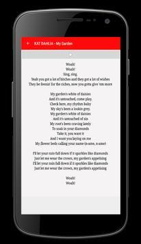Kat Dahlia Music Lyrics for Android - APK Download