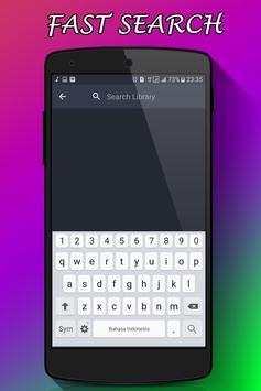 HD Music Player apk screenshot