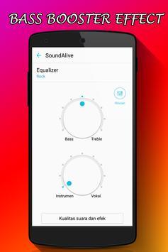 Music Player Bass Effect apk screenshot