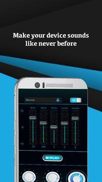Bass booster - Equalizer music apk screenshot